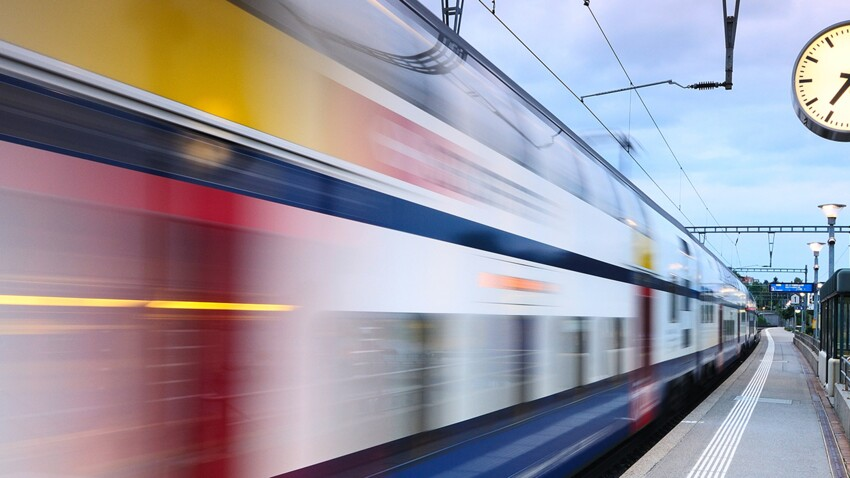 Train : un dédommagement dès 30 minutes de retard