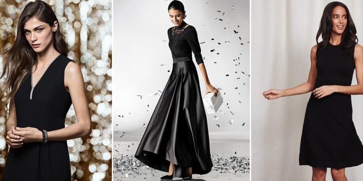 86bbac9ab6b Bien porter la petite robe noire   Femme Actuelle Le MAG