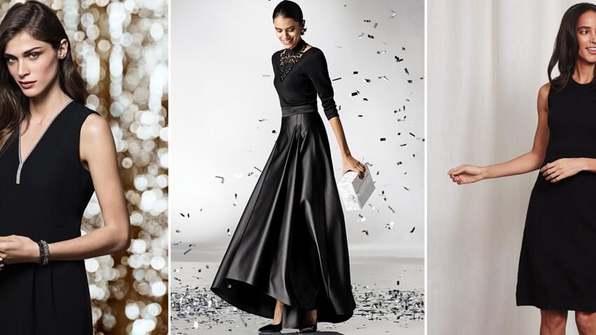 Bien porter la petite robe noire après 50 ans
