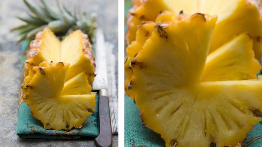 L'ananas, le fruit soleil de l'hiver