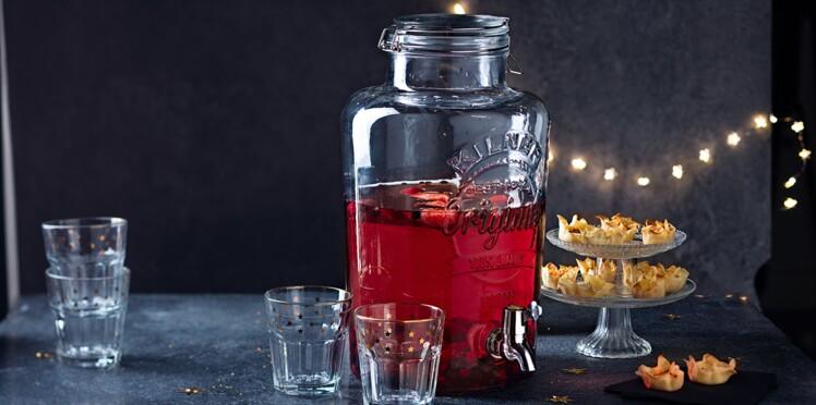 Corolles surprise et Christmas vodka