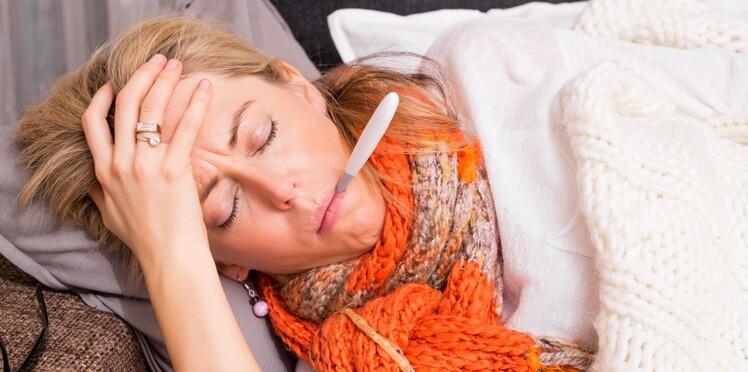 La grippe pourrait s'inviter pendant les fêtes !