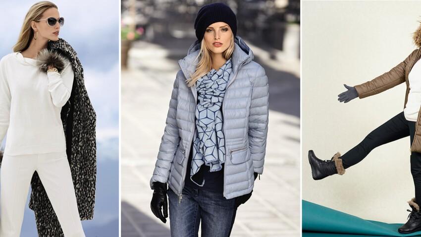 Senior : 5 conseils pour s'habiller avec style cet hiver