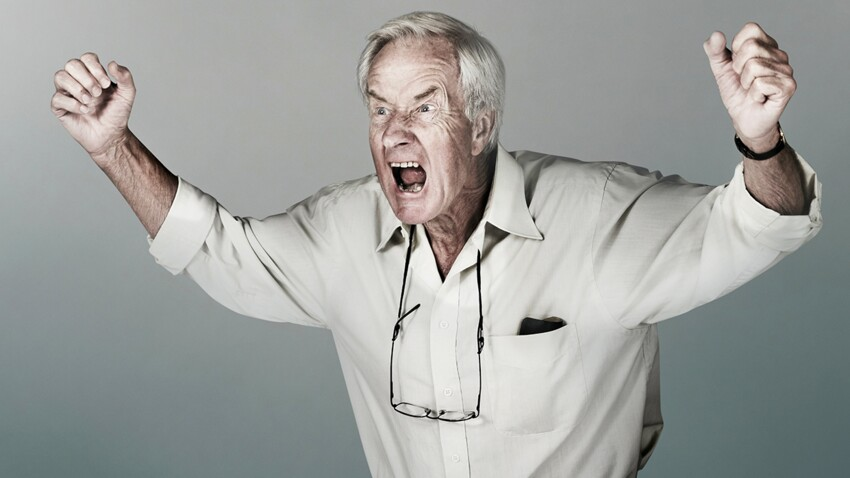 15 phrases qui énervent les retraités