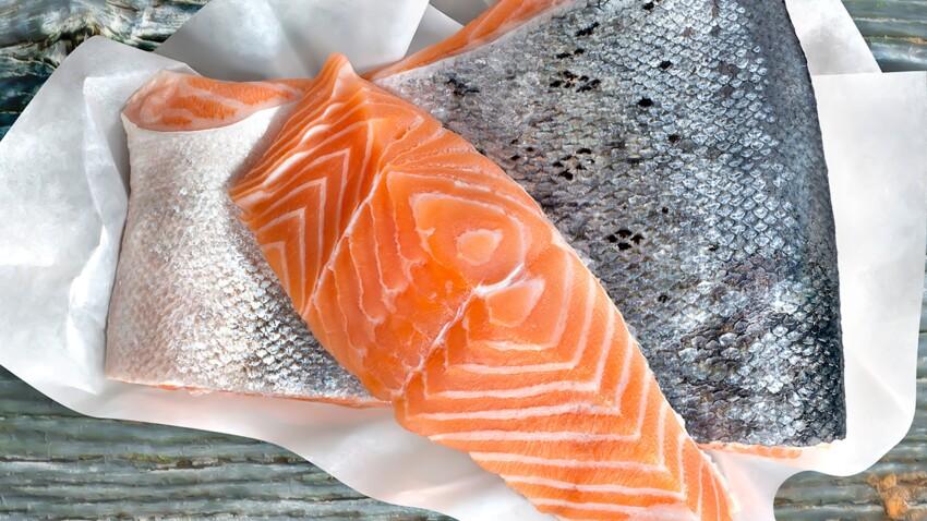 Les 5 bienfaits santé du saumon