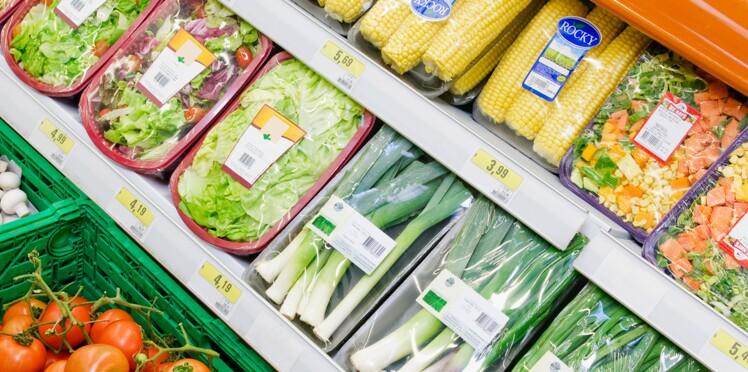 Arnaque : attention au poids des sachets de fruits et légumes !