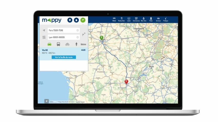 Comment bien utiliser Mappy ?