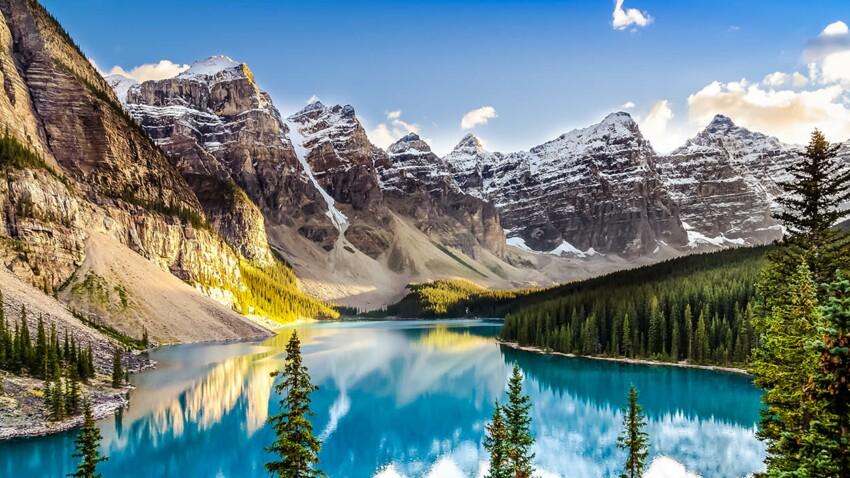 Visiter gratuitement les grands parcs canadiens !