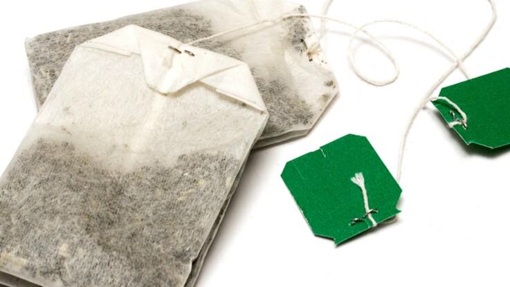 6 astuces pour recycler vos sachets de thé