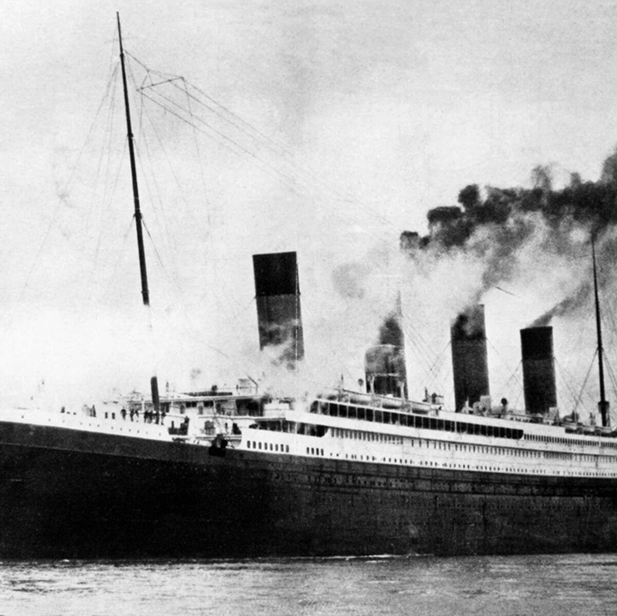 Titanic L Iceberg Ne Serait Pas Le Seul Responsable Femme Actuelle Le Mag