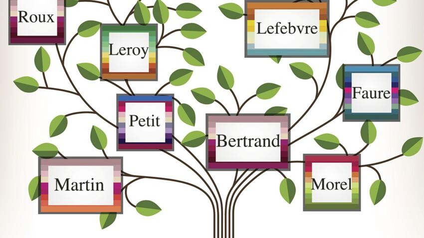 Qui porte votre nom de famille dans le monde ? Une carte pour le savoir