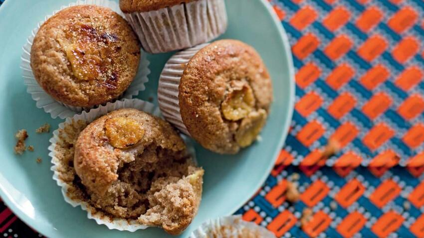 Muffins aux frécinettes