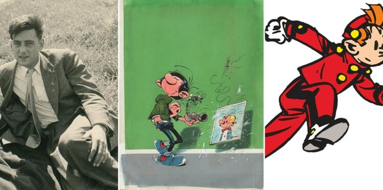 Gaston a 60 ans : on vous dit tout sur Franquin