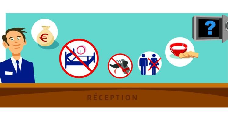 Consommation: un hôtel a-t-il le droit de…