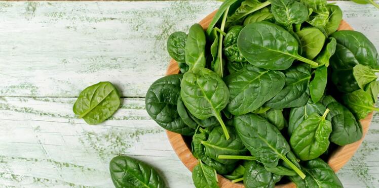 Manger des légumes verts, ça détend !
