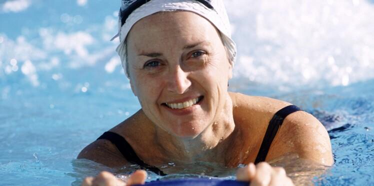 La natation, l'activité reine après 60 ans !