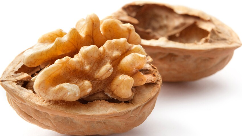 Les 6 vertus santé des noix