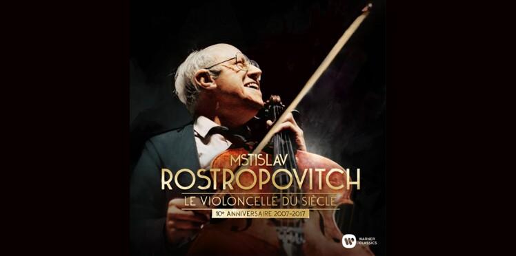 Rostropovitch : un coffret exceptionnel pour les dix ans de sa mort