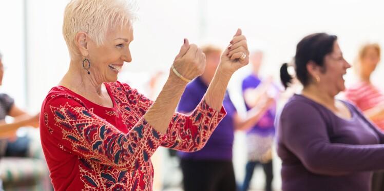 Entrez dans la danse, c'est bon pour le cerveau !