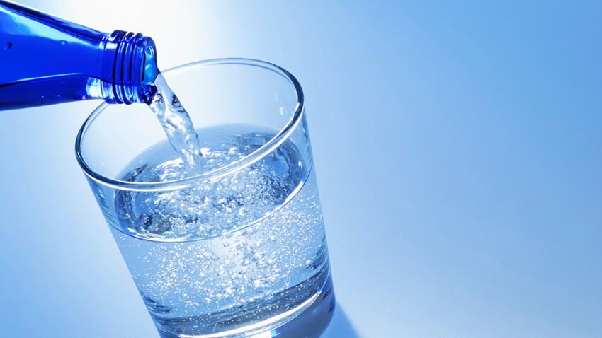 L'eau gazeuse, elle est pratique aussi dans la maison