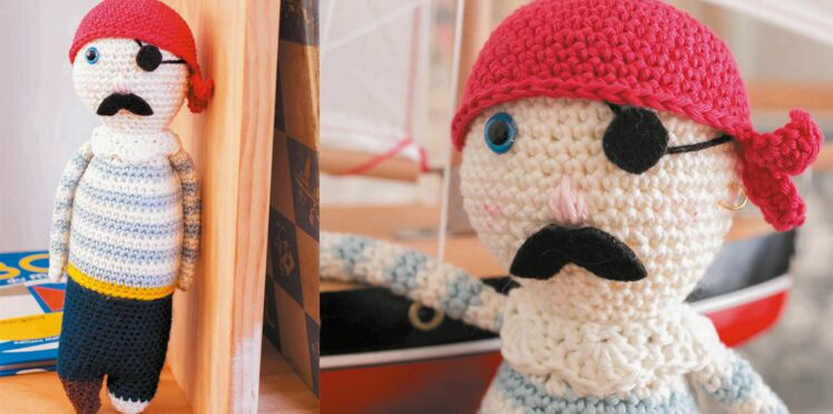Le pirate au crochet