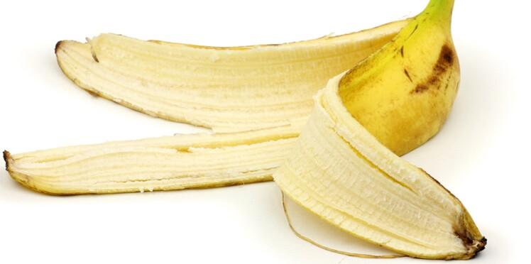 8 bonnes raisons d'utiliser la peau de banane au quotidien
