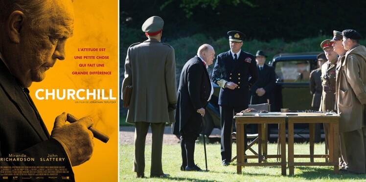 Cinéma : on a vu pour vous « Churchill »