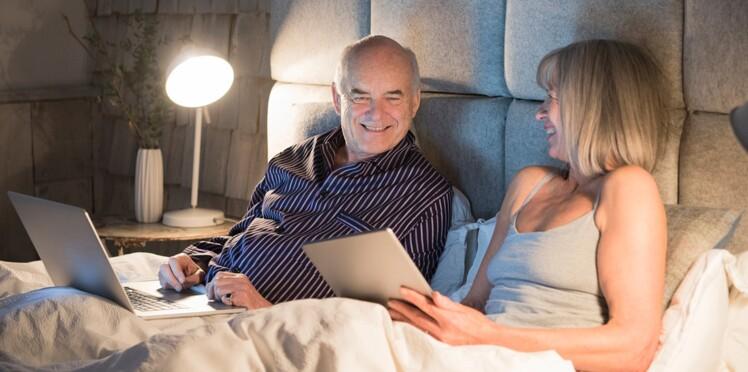 Sexo : l'heure du coucher, ça compte