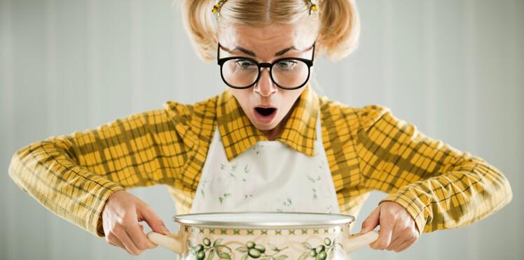 6 erreurs commises en cuisine... depuis la nuit des temps !