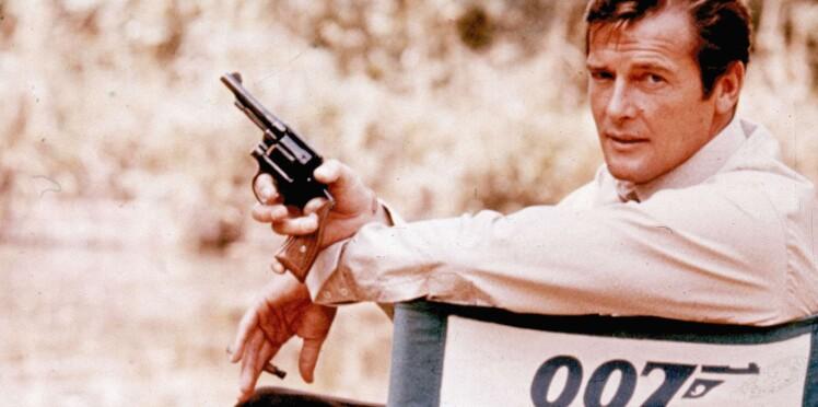 Le Saint est entré au paradis : les plus beaux rôles de Roger Moore