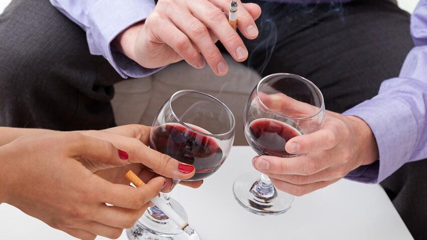 Tabac et alcool occasionnels: sans danger, vraiment?
