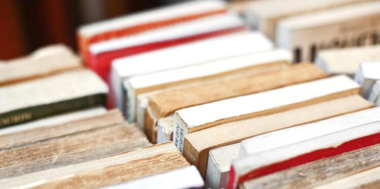 3 idées pour se débarrasser de ses livres
