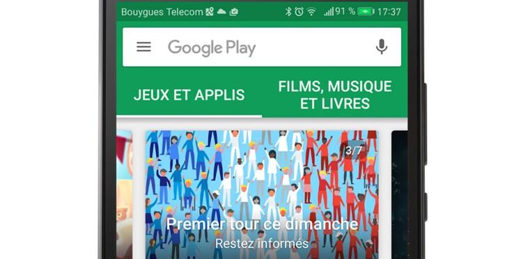 Comment ça marche Google Play Store ?