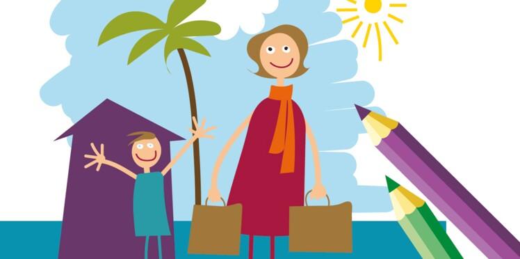 Je voyage avec mes petits-enfants, quels papiers prévoir ?