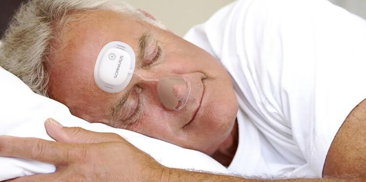 Un simple patch pour détecter l'apnée du sommeil