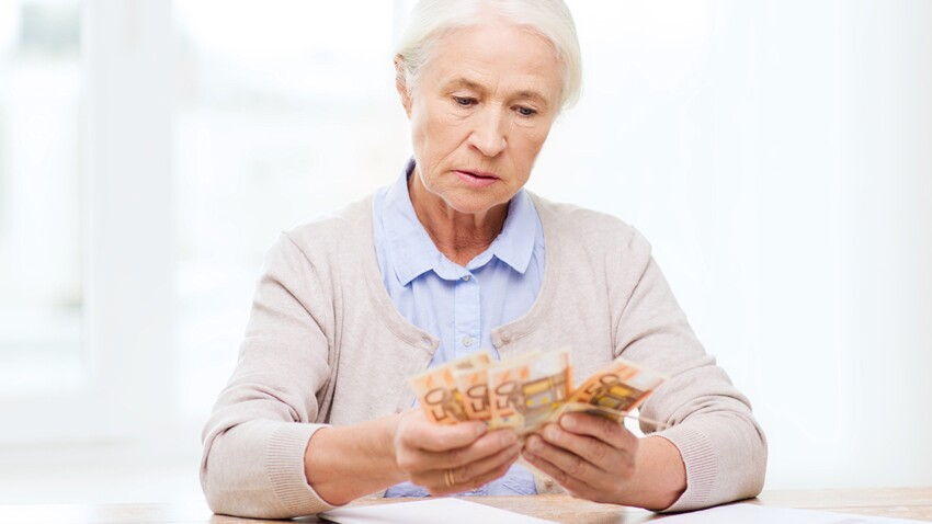 Pension de retraite : les femmes touchent 39 % de moins que les hommes !