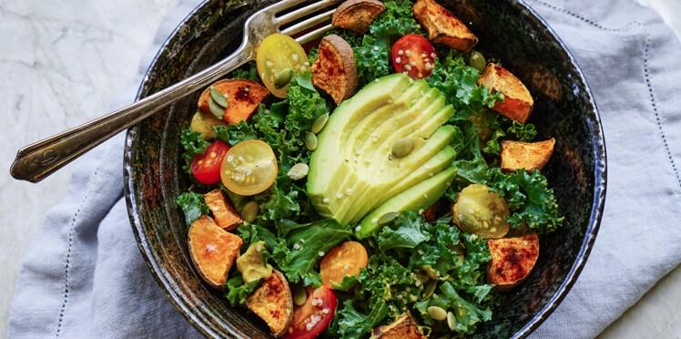 Le régime végétarien, plus efficace pour perdre du poids ?