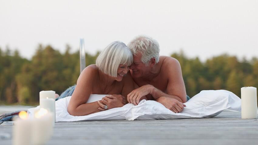 Sexe : les seniors bien moins coincés que les trentenaires !