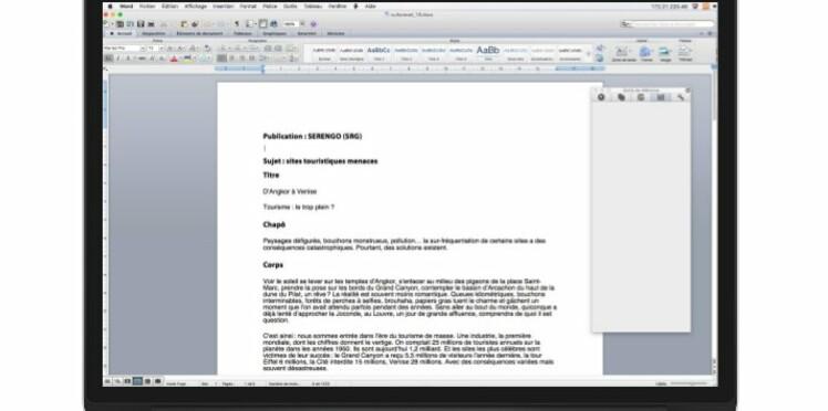Word: créer des documents comme un pro