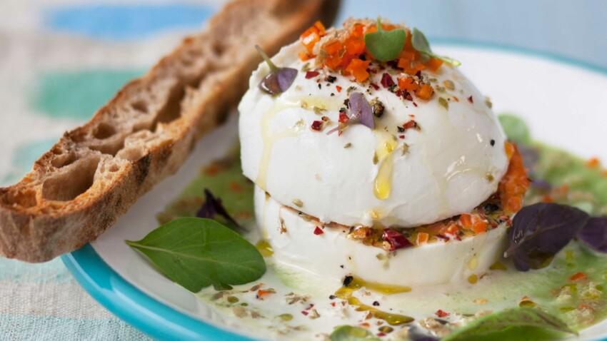 Antipasti aux légumes d'été