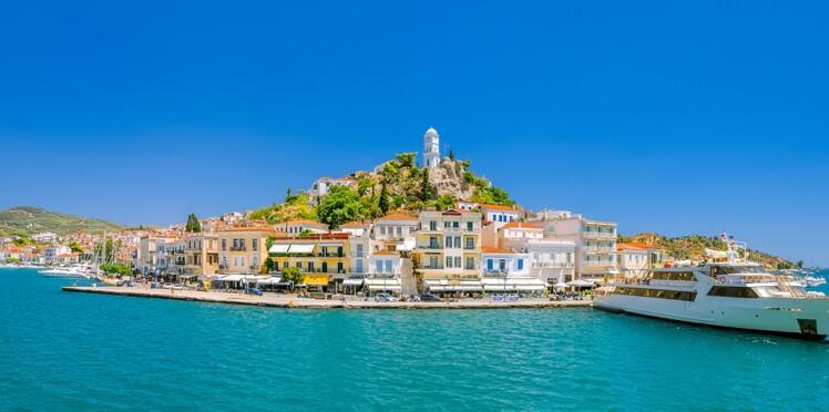 Grèce : les perles du golfe Saronique