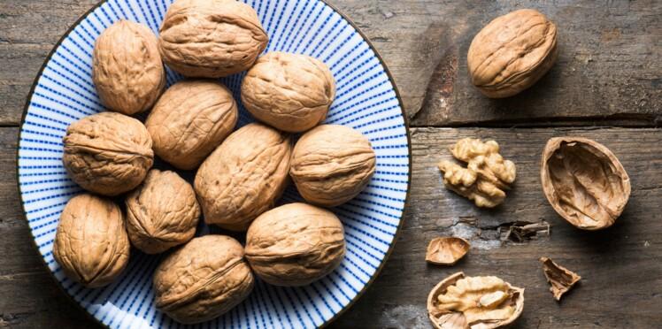 Les noix, alliées de votre flore intestinale