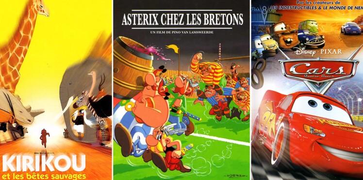 7 films et dessins animés à ne pas rater avec ses petits-enfants cet été