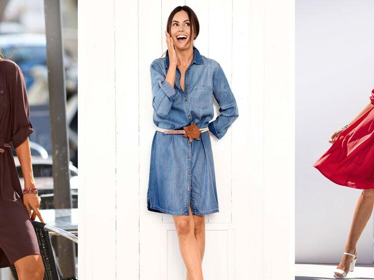 Mag Comment Robe StyleFemme Porter La Chemise Avec Actuelle Le SzMVqpU