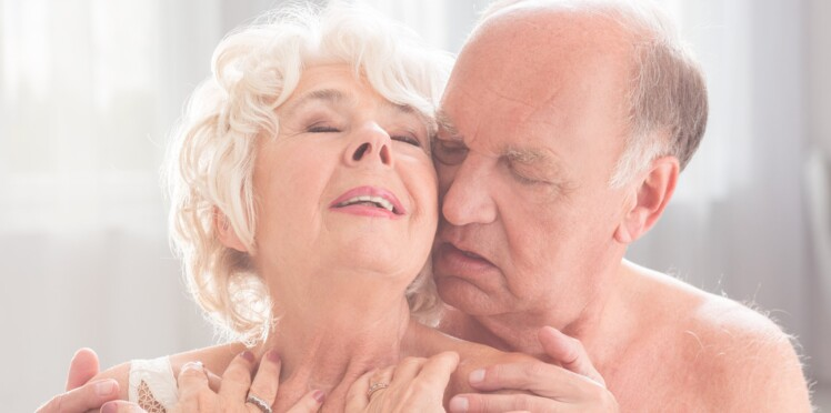 Sexo : les seniors font l'amour un peu partout !