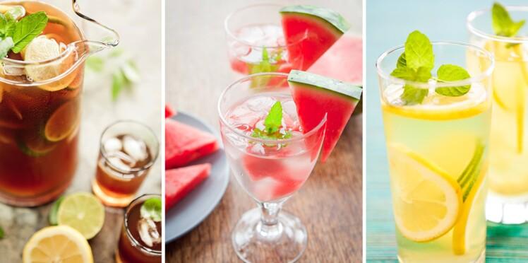 5 boissons rafraîchissantes à siroter tout l'été