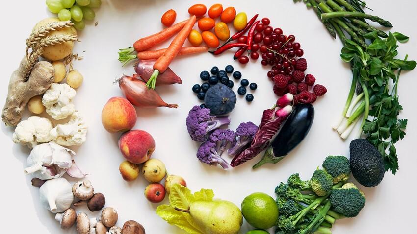 15 idées fausses sur les fruits et légumes