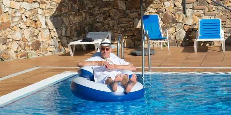 Une piscine rien que pour vous !