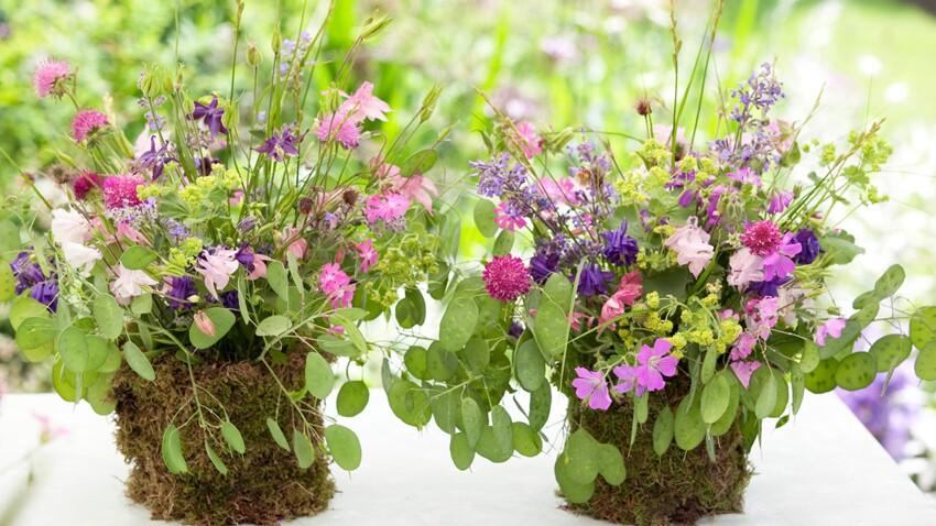 Comment faire un vase en mousse ?