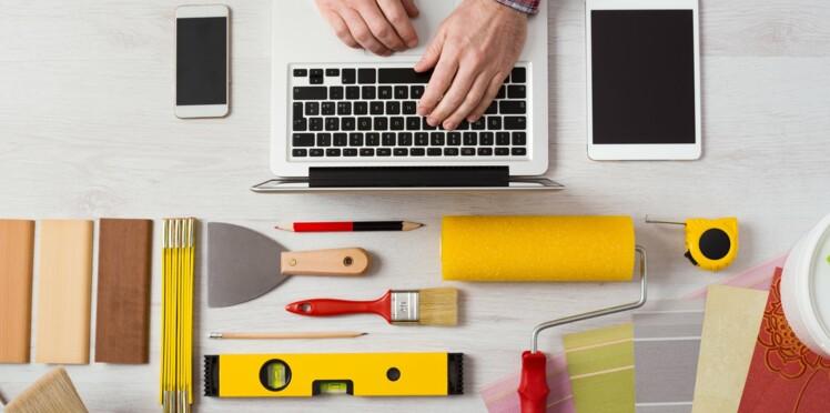 3 sites pour du service de bricolage à domicile